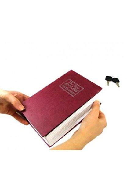 Skygo Kitap Şeklinde Gizli Kasa