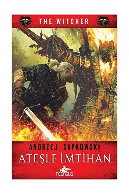 Pegasus Yayınları Ateşle İmtihan - The Witcher 5 - Andrzej Sapkowski
