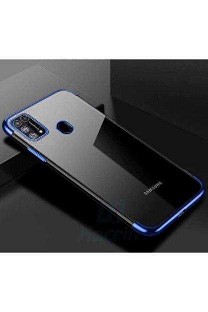 hepsimiburada Samsung Galaxy M31 Içten Darbe Emicili Toz Korumalı Kaliteli Şeffaf Silikon Telefon Kılıfı