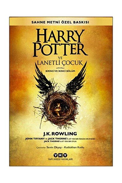 Yapı Kredi Yayınları Harry Potter Ve Lanetli Çocuk Harry Potter Set