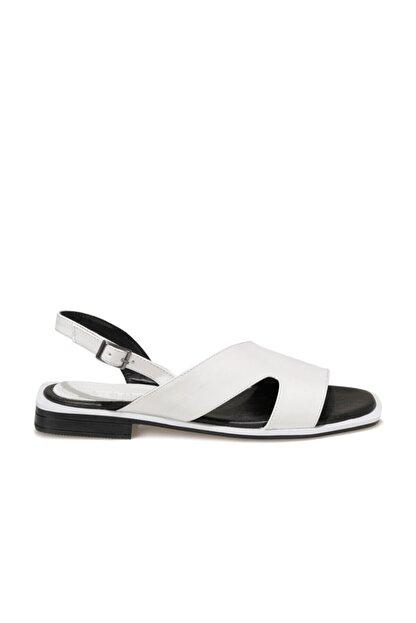 Butigo TERRY 1FX Beyaz Kadın Sandalet 101045571