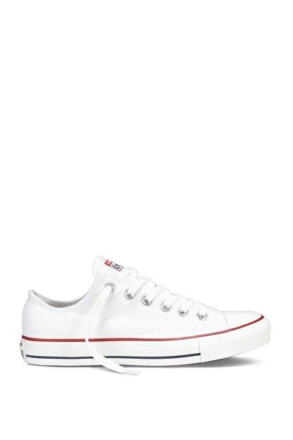 Converse Unisex Beyaz Chuck Taylor Allstar Sneaker  M7652c