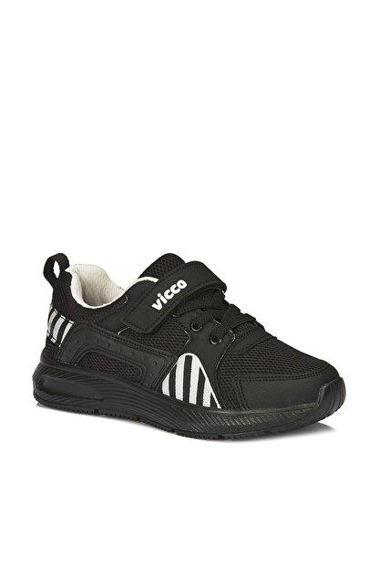 Vicco Unisex Çocuk Siyah/beyaz Weston Spor Ayakkabı