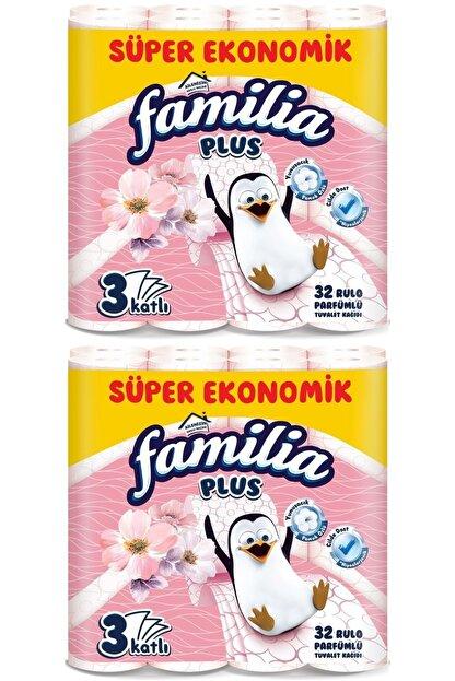 Familia Plus Tuvalet Kağıdı 3 Katlı 64 Lü Set Parfümlü (yeni) (2pk*32)