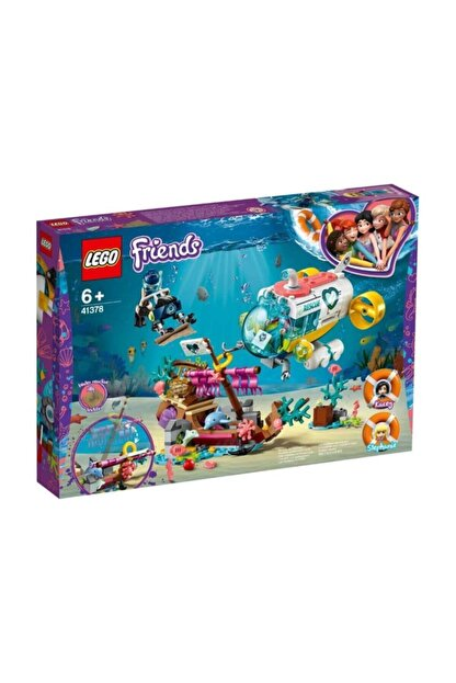 LEGO Lgf41378 Fr-yunus Kurtarma Görevi /friends /pcs /+ Yaş