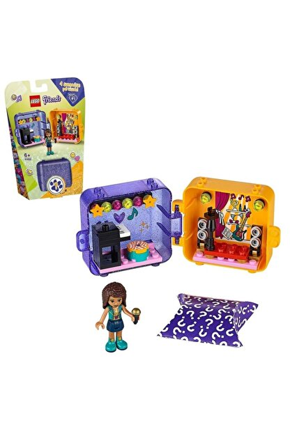LEGO Lgf41400 Fr-andreanın Oyun Küpü /friends / 49 Pcs /+6 Yaş