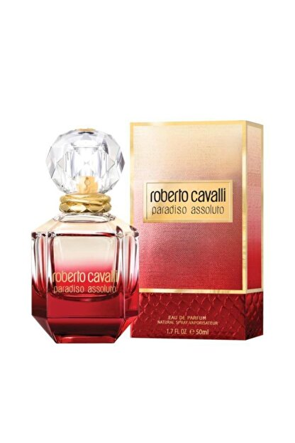 Roberto Cavalli Paradiso Assoluto Edp 50 ml Kadın Parfüm 3614222793458