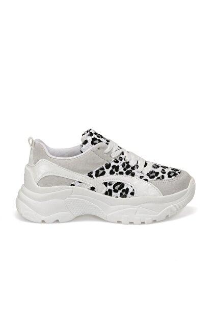 Butigo LOREDANA Gri Kadın Fashion Sneaker 100662967