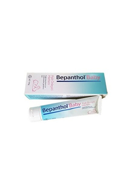 Bepanthol Parfüm Içermeyen Bebek Pişik Kremi 100 Gr