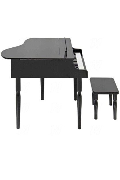 Manuel Raymond Çocuk İçin Ahşap Piyano Bp30bk Nota Sehpası Ve Tabure