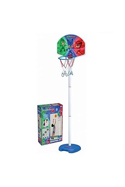 DEDE Pjmask Ayaklı Basketbol Seti