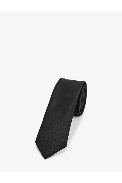 Koton Erkek Siyah Kravat