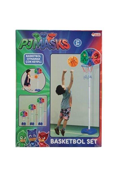 DEDE Mavi Pjmasks Ayaklı Basket Potası