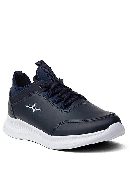 Giyyin Lacivert Erkek Sneaker Bstf069