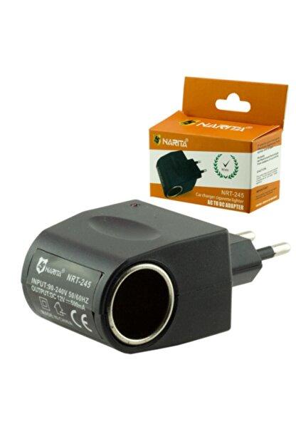 gaman Çakmaklık Priz Dönüştürücü 220v To 12v Dönüştürücü / 220v Priz Girişini Çakmaklığa Çevirmeye Yarar