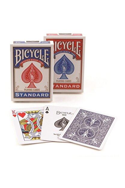 Bicycle Standart Index Iskambil Oyun Kartı 2 Destesi Kartları
