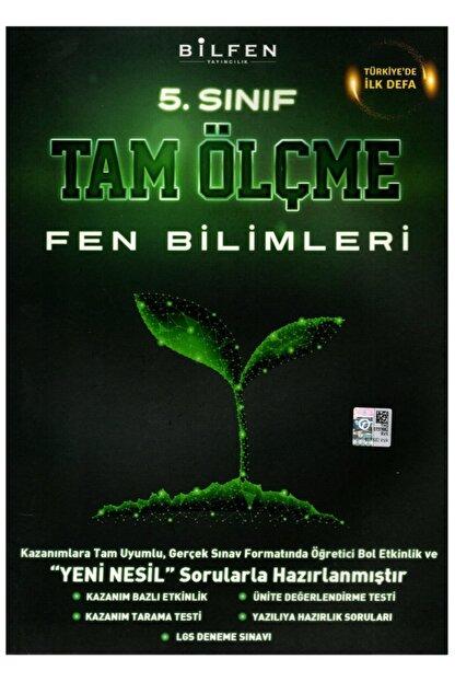 Bilfen Yayınları Bilfen 5. Sınıf Fen Bilimleri Tam Ölçme Yeni