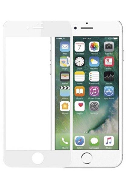 M90 Iphone 8 Plus Ekran Koruyucu Kırılmaz Cam + Şeffaf Kılıf Hediyeli