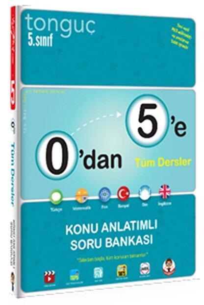 Tonguç Akademi Tonguç 0'dan 5'e Konu Anlatımlı Soru Bankası