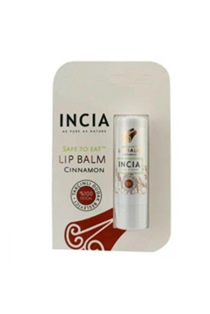 INCIA Incıa %100 Doğal Dudak Besleyici Tarçınlı