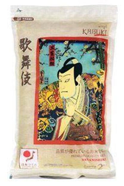Kabuki Sashanishiki Sushi Pirinci Kabuki Sasanishiki 2 Kg.
