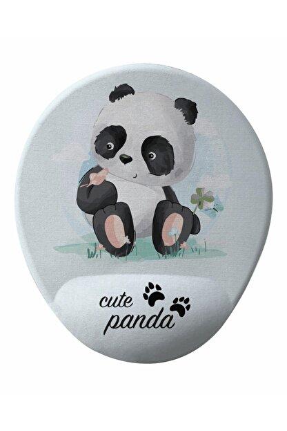 GameBoss Panda Bilek Destekli Tasarım Mouse Pad
