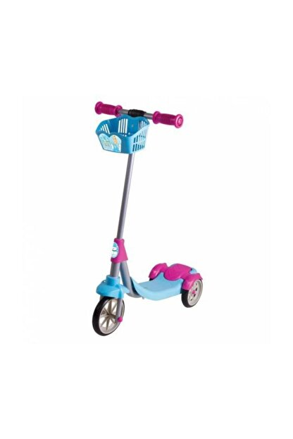 Furkan Toys Scooter Mavi Pembe