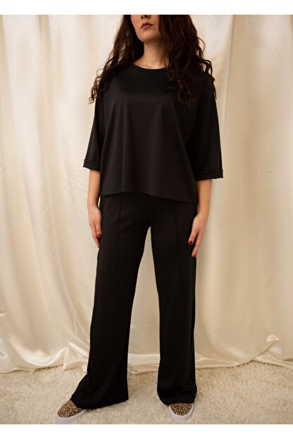 haziran butik Kadın Bluz Pantolon Takım