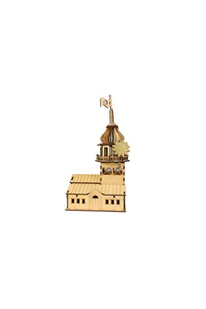 harika crown Ahşap Kız Kulesi