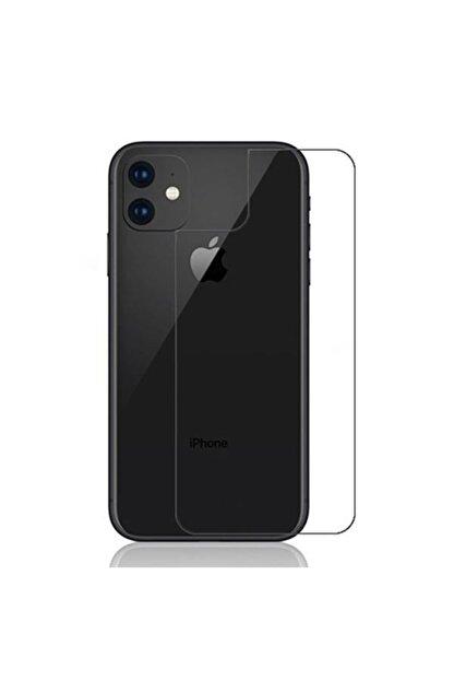 BCA Apple Iphone 11 Arka Cam Kırılmaz Koruma