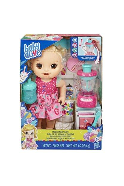 Hasbro E6943 Ba Sarışın Bebeğim Ve 3 Sihirli Mikserim /baby Alıve
