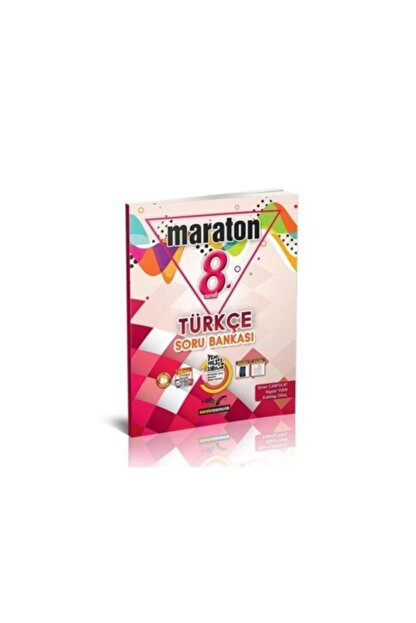 Marathon Maraton 8.sınıf Türkçe Soru Bankası