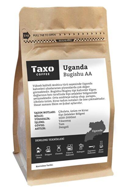Taxo Coffee Taxo Uganda Bugishu Filtre Kahve 1kg (öğütülmüş)