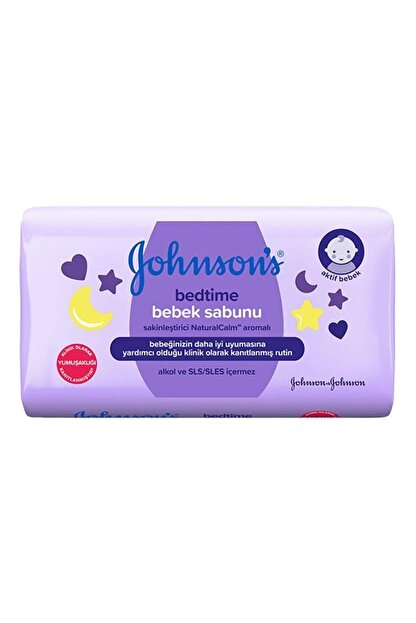 Johnson's Baby Bedtime Bebek Sabunu 100 Gr
