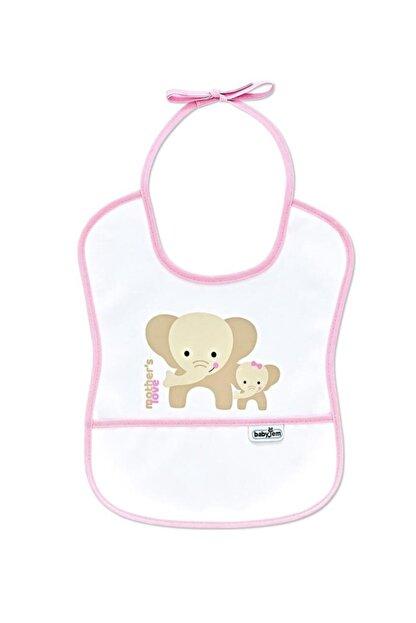 Babyjem 030 Bebek Poli Muşamba Küçük Mama Önlüğü