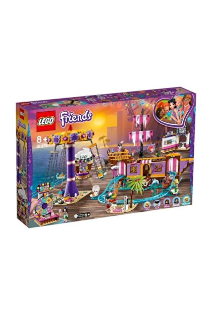 LEGO Lgf41375 Fr-heartlake Iskele Lunaparkı /friends /pcs /+ Yaş