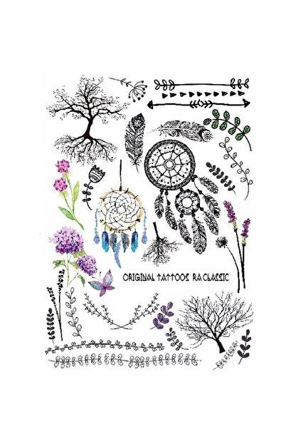New Obsessions Hyacinth Geçici Dövme