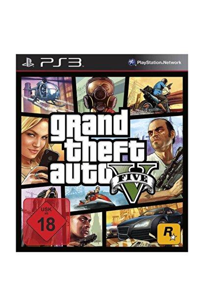 RockStar Games Grand Theft Auto 5 Ps3 Oyun