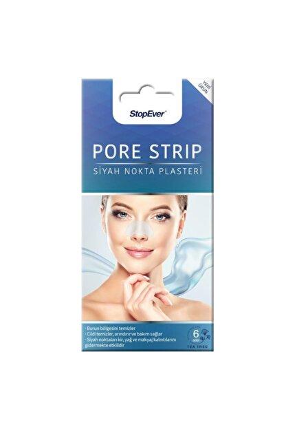 StopEver Pore Strip Siyah Nokta Bandı 6 Adet