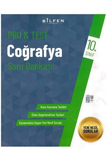 Bilfen Yayınları Bilfen 10.sınıf Pro&test Coğrafya Soru Bankası »