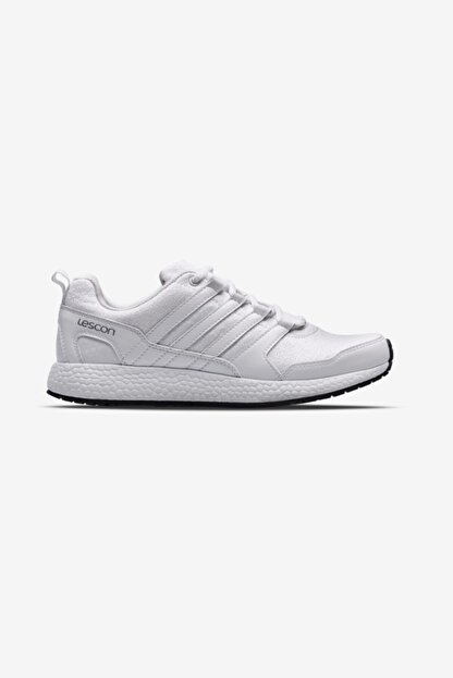 Lescon Kadın  Beyaz Spor Ayakkabı