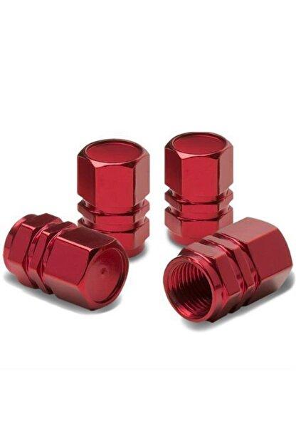 Tvet Kırmızı Hexagon Sibop Kapağı Seti Sk10475