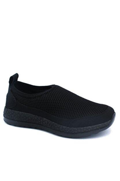 Reis Kadın Siyah Spor Yürüyüş Ayakkabısı