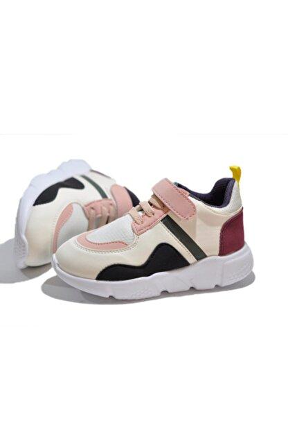 Luda Cris Beyaz Çocuk Ayakkabı Spor