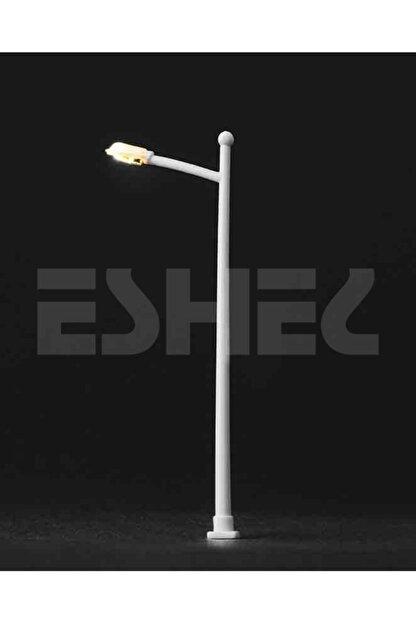 Eshel Maket Elektrikli Yaya Yol Lambası 1-75 Ölçek 2'li