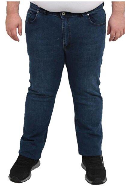 İRİGİYİM Erkek Koyu Mavi Kot Pantolon