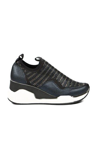 Hammer Jack Kadın Sıyah Ayakkabı 535 3010-Z