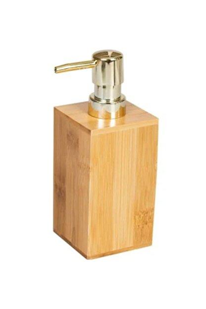 YAKUT Bambu Sıvı Sabunluk