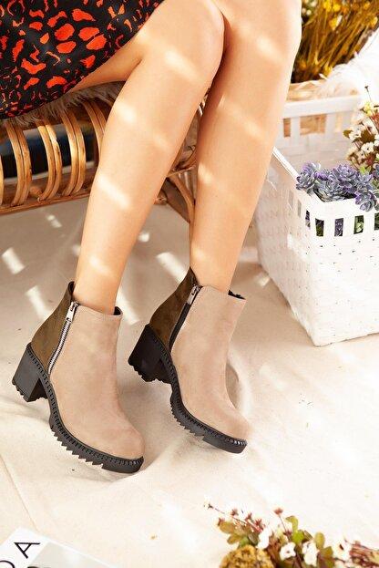 Limoya Kadın Vizon Ayakkabı