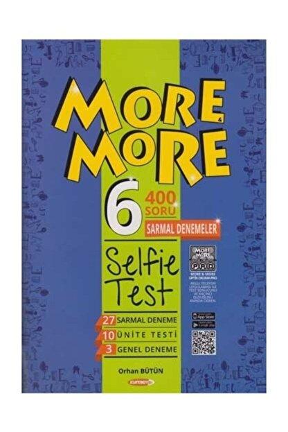 Kurmay Elt Yayınları More And More English Selfie Test 6